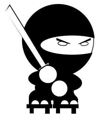 Ponašanje u igri - kako postati ninja