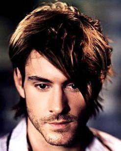 muške frizure s dugim bangs