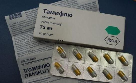 inhibitora neuraminidaze influence