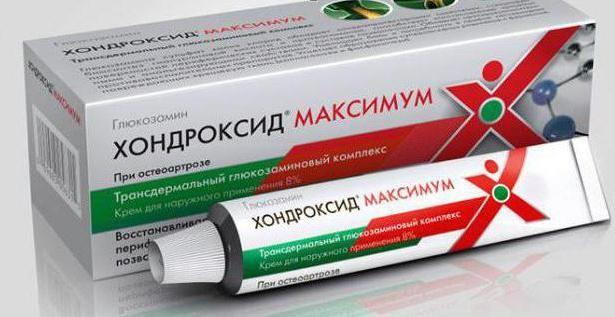 injekcije hondroksida