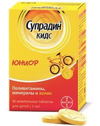 vitamini supradina