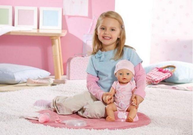 interaktivne lutke za djevojčice