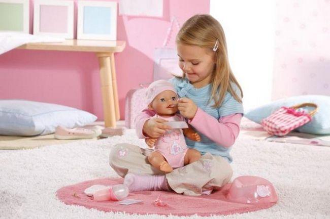igračke za djevojčice interaktivne lutke