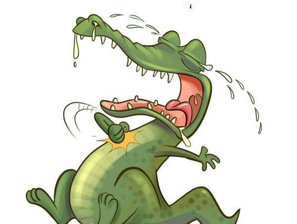 zašto krokodil plače