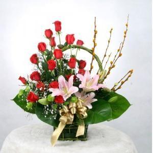 Umjetnost skladanja sastava stvarnog cvijeća