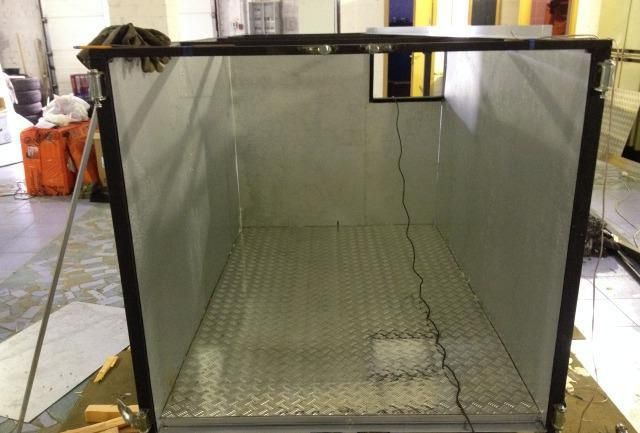 proizvodnja izotermnih kabina