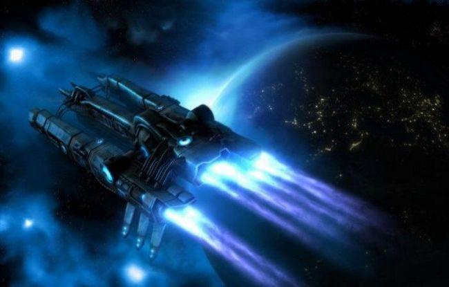 Ядерные двигатели для космических кораблей
