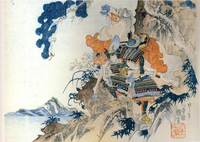 Японские картины: все тонкости восточной живописи