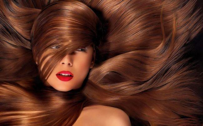 kako rasti duga kosa s maskama senfa