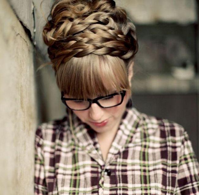 frizure za večer za dugu kosu