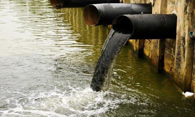 uzroci onečišćenja vode