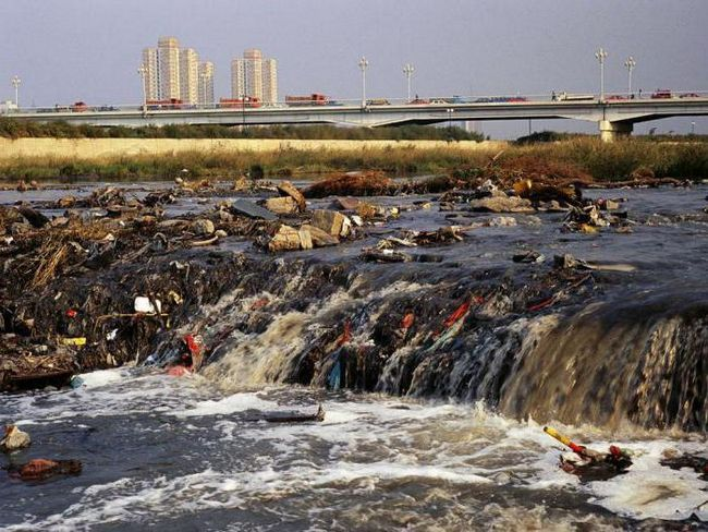 problemi okoliša radioaktivno onečišćenje vode [1