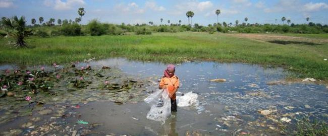 problem onečišćenja svjetske vode oceana