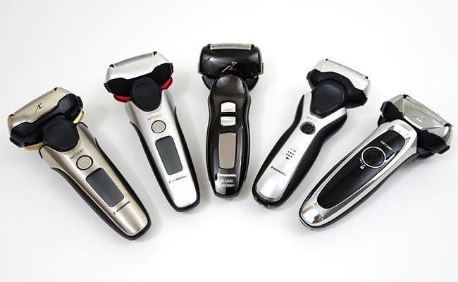 električni aparati za brijanje panasonicovih recenzija