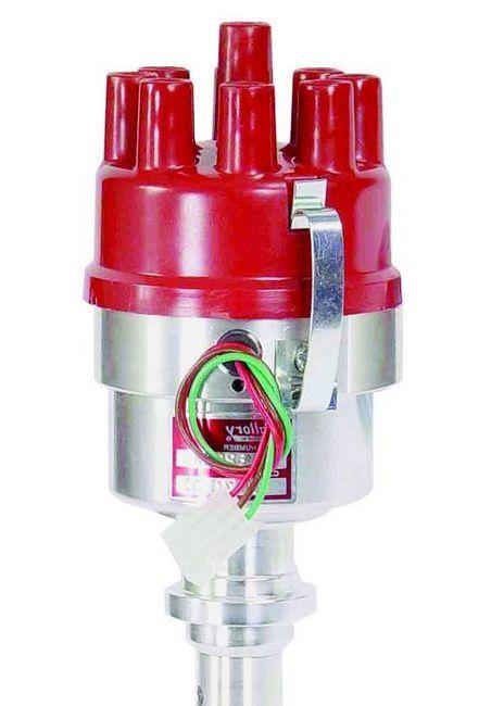 Электронное зажигание на ВАЗ 2107: установка и схема