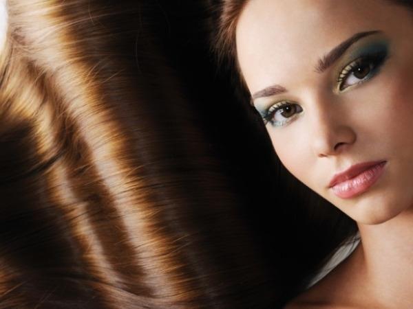 Lijepa ženska kose