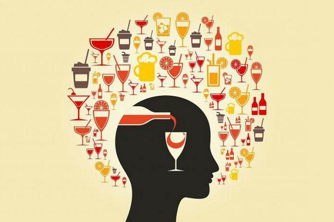 endogenog alkohola u tijelu