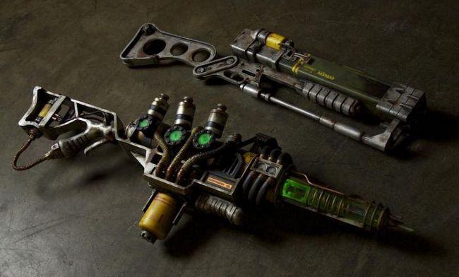 Энергетическое и плазменное оружие. Перспективные разработки оружия