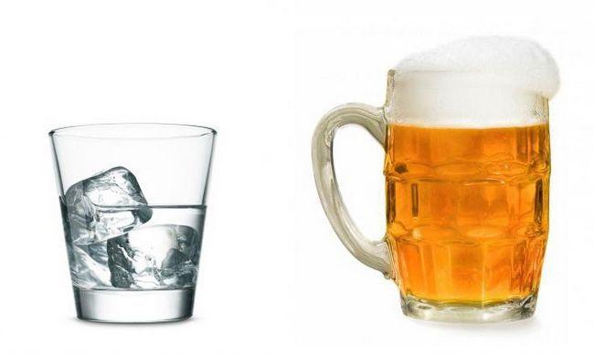 votka s pivom