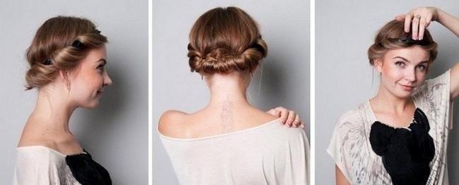 Kako ispravno napraviti grčku frizuru