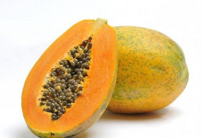 Kako jesti papaje? Exotici na našem stolu