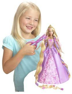 kako djevojke igraju lutke