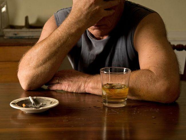 ovisnost o alkoholu neke osobe