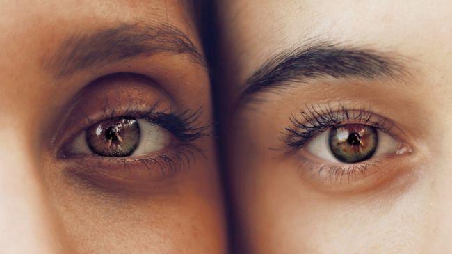 Smeđe oči