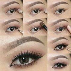 fotografija male oči