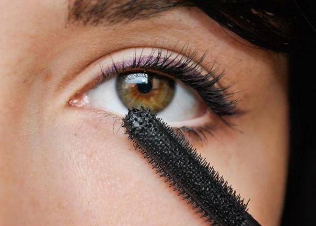 šminka male oči vješanje kapka