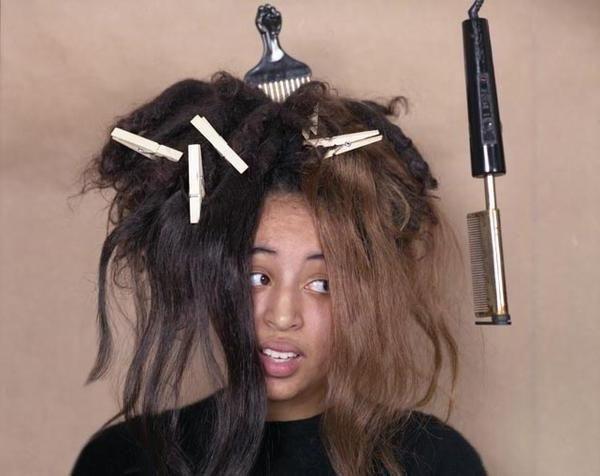 napravite samu frizuru