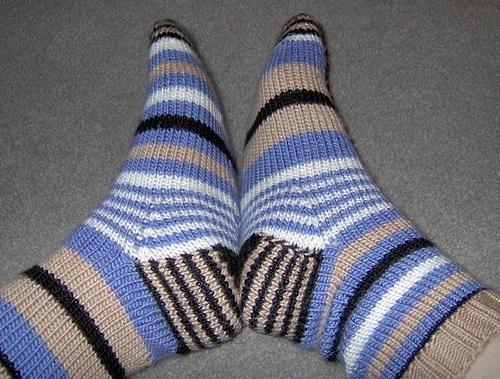 muške čarape za pletenje igala opis
