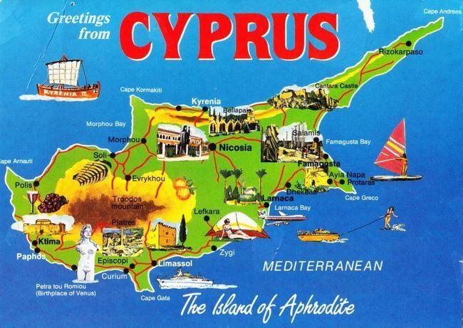 Kako pronaći posao na Cipru?