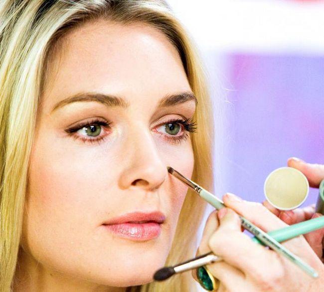 kako podnijeti korektor na vaše lice