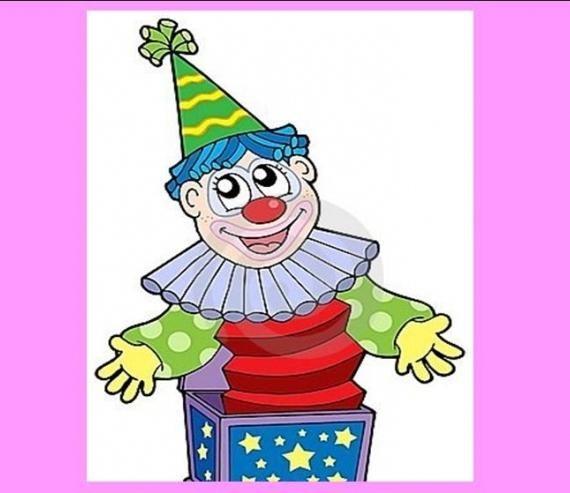 kako privući klauna