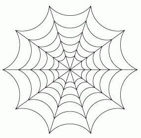 kako privući cobweb u olovku