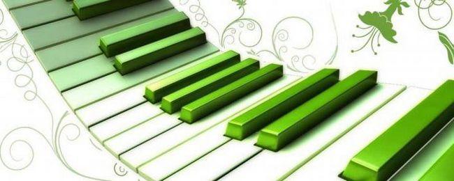 kako crtati klavir