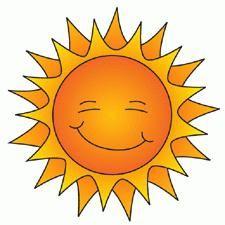 Kako crtati Sunce? Učinite isto kao i mi!
