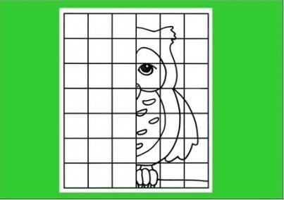 Kako crtati sova: majstorsku klasu