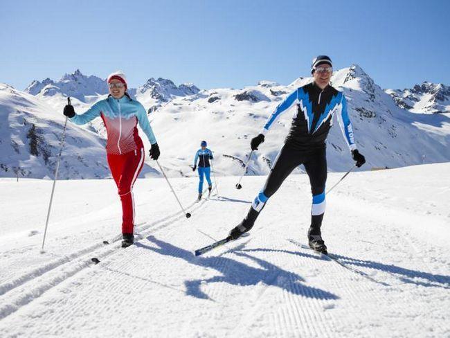Как научиться кататься на лыжах коньковым ходом за неделю?