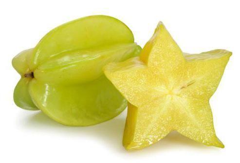 starlet voće