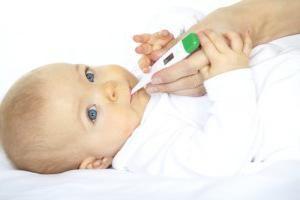 kakva je temperatura novorođenčad?