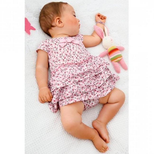 kako prerušiti novorođenče u proljeće