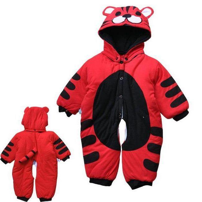 što nositi novorođenče u zimi za šetnju
