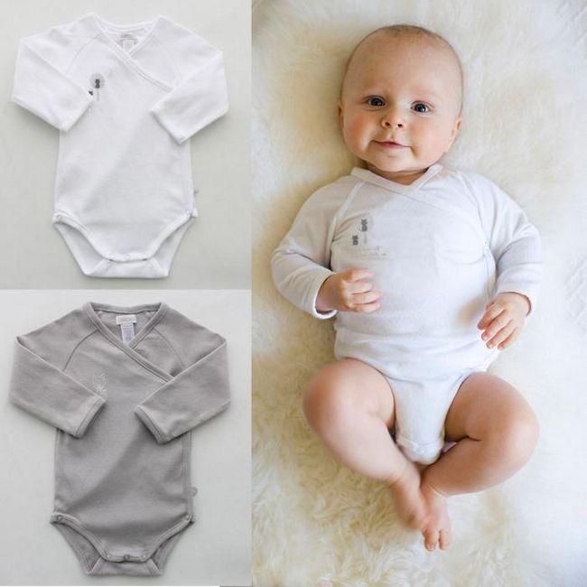 haljina novorođenče za šetnju u proljeće