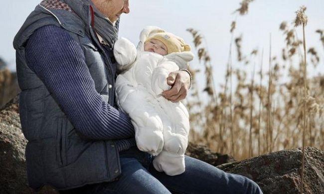 kako odjenuti novorođenče u listopadu