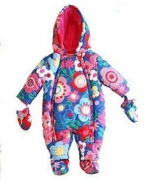kako odjenuti novorođenče u studenom