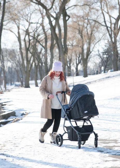 Na zimskoj šetnji