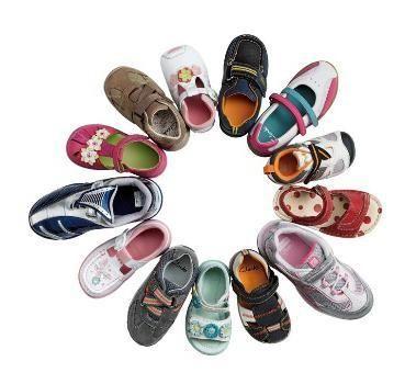 Veličina dječjih cipela je ruska