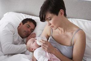 kako odbaciti dijete da diše noću